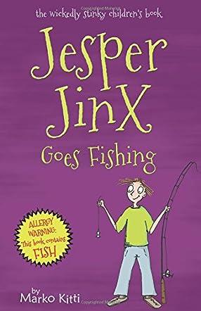 Jesper Jinx Goes Fishing