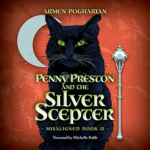 Penny Preston and the Silver Scepter  By  cover art