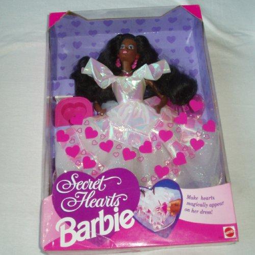 Corazones secretos Barbie