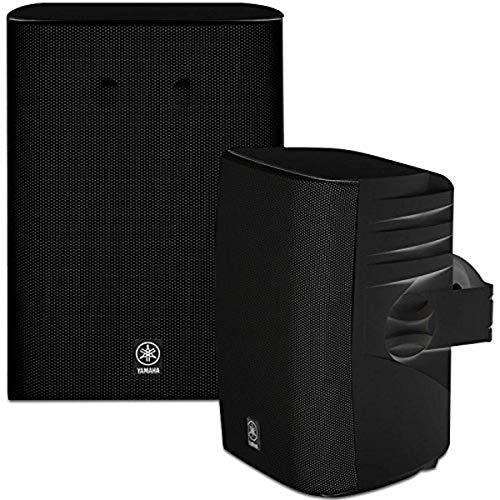 Yamaha NS-AW570BL Speaker (Black)