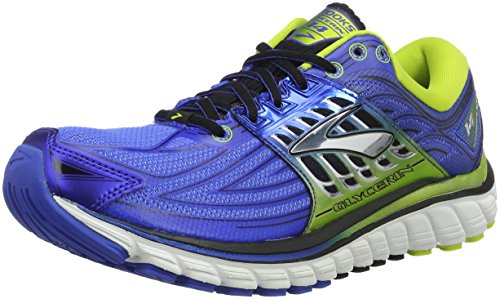 Brooks Glycerin 14, Scarpe Running Uomo, (Blau/Gelb), 42.5 EU