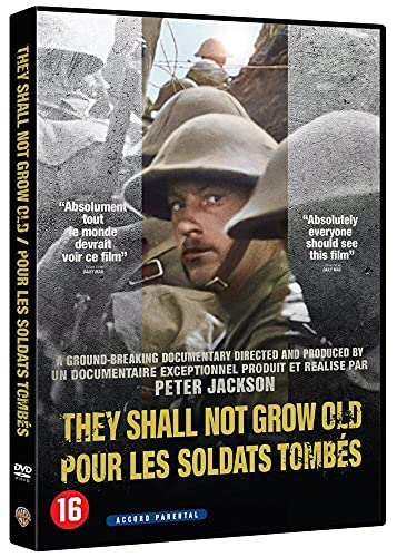 They shall not grow old [FR Import]