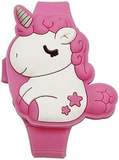 Orologio Bambino XYBB Regali per orologi da polso giocattolo in silicone con orologio elettronico a LED per bambini