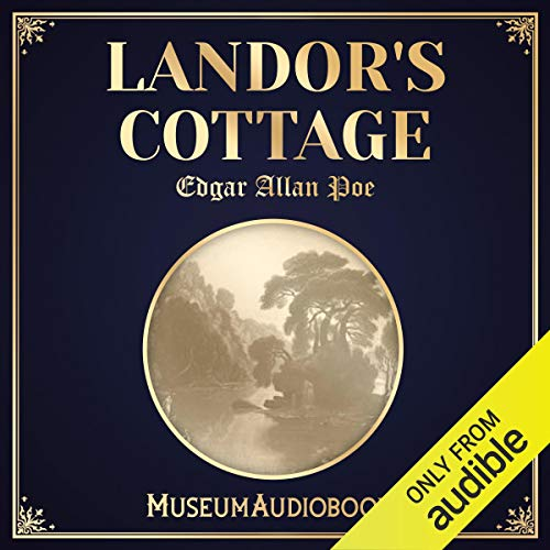 Landor's Cottage audiobook cover art