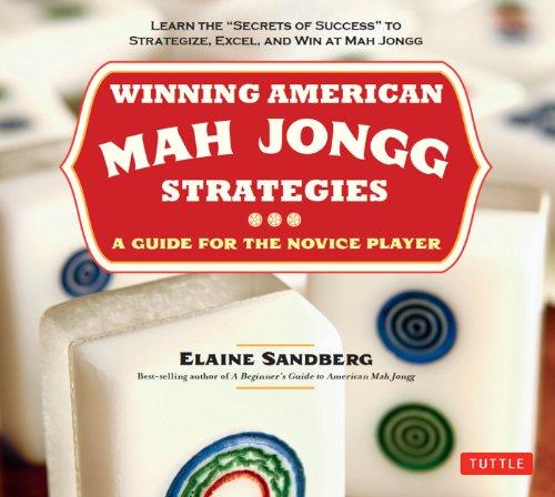 Winning American Mah Jongg Strategies Book