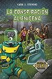 La conspiración alienígena (Battle Royale: Secretos de la isla...