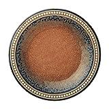 Merritt International Coral Sandstone 8in round plate