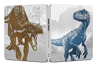 Jurassic World: Il Regno Distrutto ( Steelbook 4K Ultra HD) (2 Blu Ray) (B07DCCHND6) | Amazon price tracker / tracking, Amazon price history charts, Amazon price watches, Amazon price drop alerts