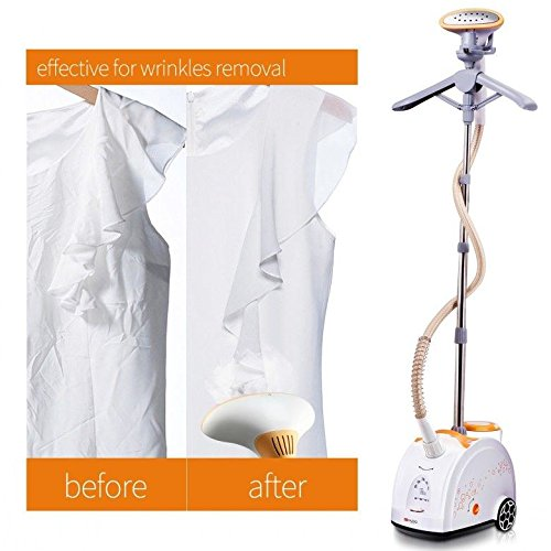 Cheapest Price! Professional Garment Clothes Fabric Steamer Portable Iron Steam Wrinkle Remove