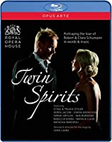 Twin Spirits: Sting Performs Schumann [Blu-ray] [Import]