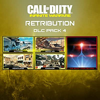 Call Of Duty Infinite Warfare - Retribution - PS4 [Digital Code]