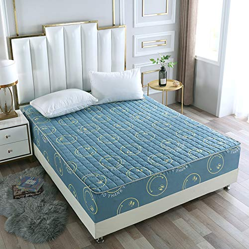 IKITOBI Sábanas bajeras individuales dobles de 120 x 200 cm, adecuadas para colchones de 25 cm de grosor