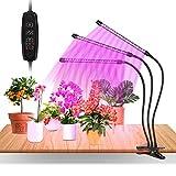 Lampada per Piante, Led per Coltivazione Indoor con 60 LED, Spettro Completo, Luminosità ...