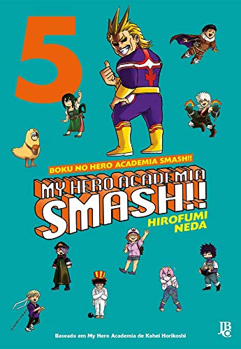 My Hero Academia Smash!! - Vol. 5