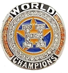 2017 Houston Astros World Series Championship Ring PRE ORDER (10)