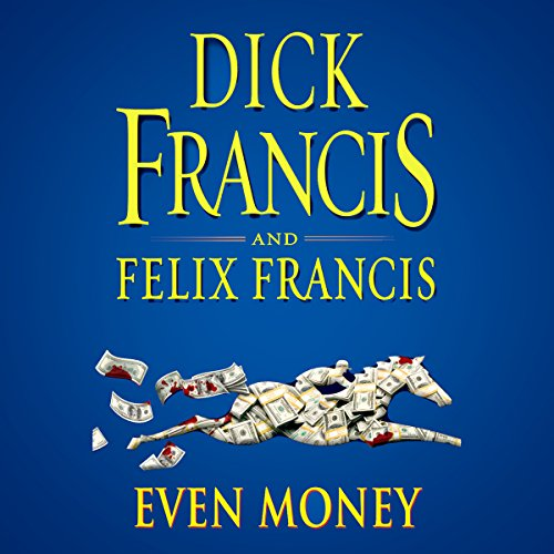Even Money audiobook cover art