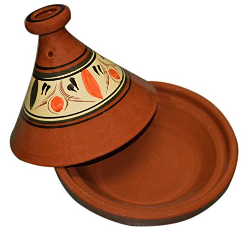 Moroccan Cooking Tagine Medium Lead Free Traditional Handmade