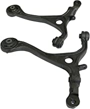 Titaniarm 2pcs Front Lower Control Arm w/Ball Joint fit Compatible with 2004-2008 Acura TSX Honda Accord K640290 K640289