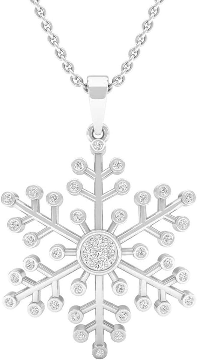 Dazzlingrock Collection 4 years warranty 0.25 Carat Max 42% OFF ctw Round Diamond Sno White
