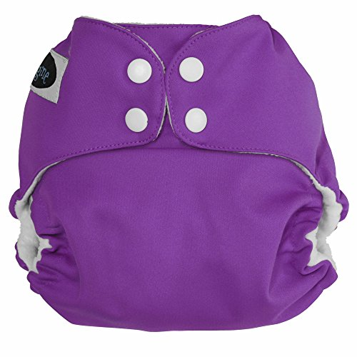Imagine Baby Products Pocket Snap Diaper, Trumpet