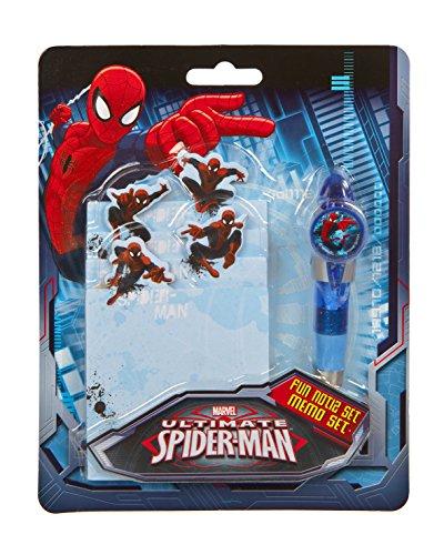 Fun Carnet Set Spiderman