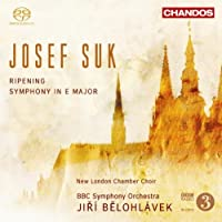 Suk: Orchestral Works (Symphony In E Major Op.14/ Ripening Op.34) by BBC so (2010-09-28)
