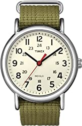 Timex military watch - best analog 24 hour watch for men and women