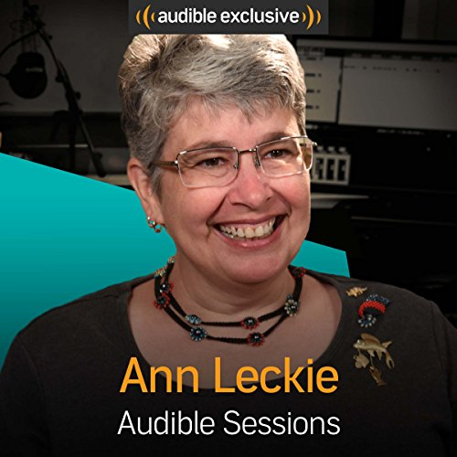 Ann Leckie audiobook cover art
