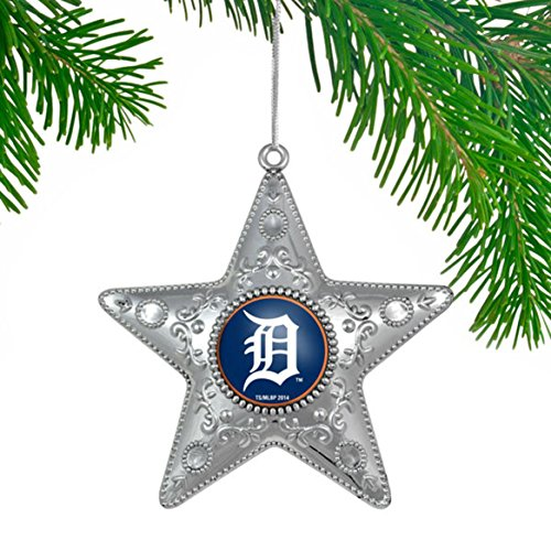 MLB Detroit Tigers Silver