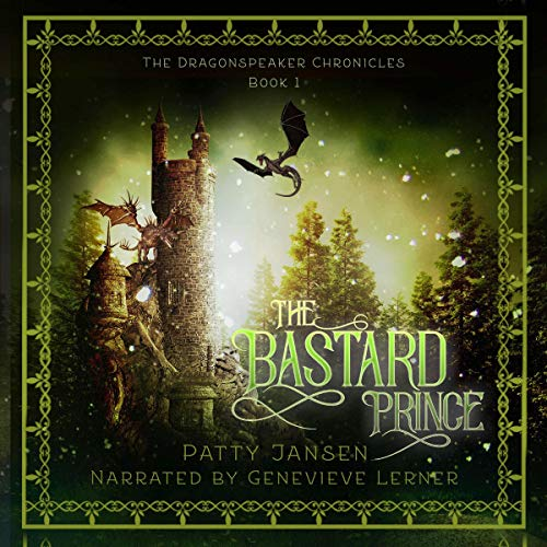 The Bastard Prince  By  cover art