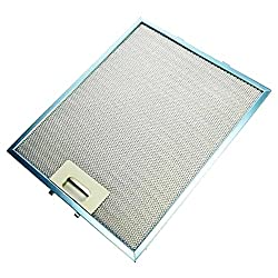 Genuine Replacement Hotpoint Metal Cooker Hood Aluminium Mesh Grease Filter (318mm x 258mm) Part Number: C00076591 Measurements: 318 mm x 258 mm Fits Models: Select models of Hotpoint cooker hoods. Please inspect gallery images before purchase Measur...