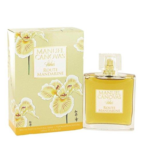 Route Mandarine Perfume by manuel canovas 3.4 Oz Eau de Parfum Spray for Women by manuel canovas