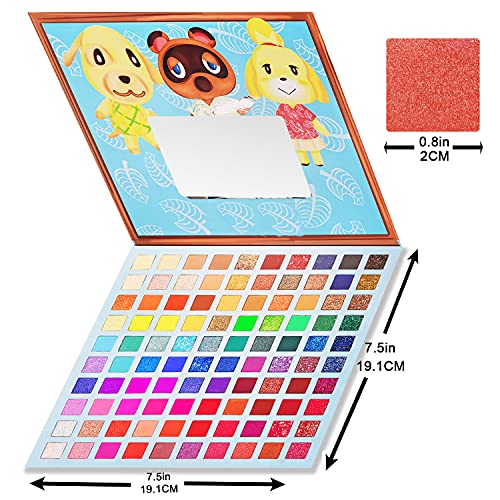100 color eyeshadow palette _image3
