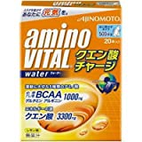 アミノバイタルクエン酸チャージウォーター 20本入 【5個パック】