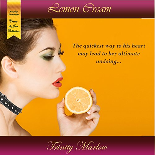 Lemon Cream audiobook cover art