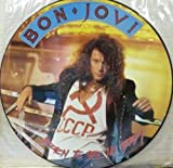 "BORN TO BE MY BABY 12 INCH (12"" VINYL) UK VERTIGO 1988"