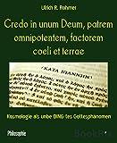 Credo in unum Deum, patrem omnipotentem, factorem coeli et terrae: Kosmologie als unbe-DING-tes...