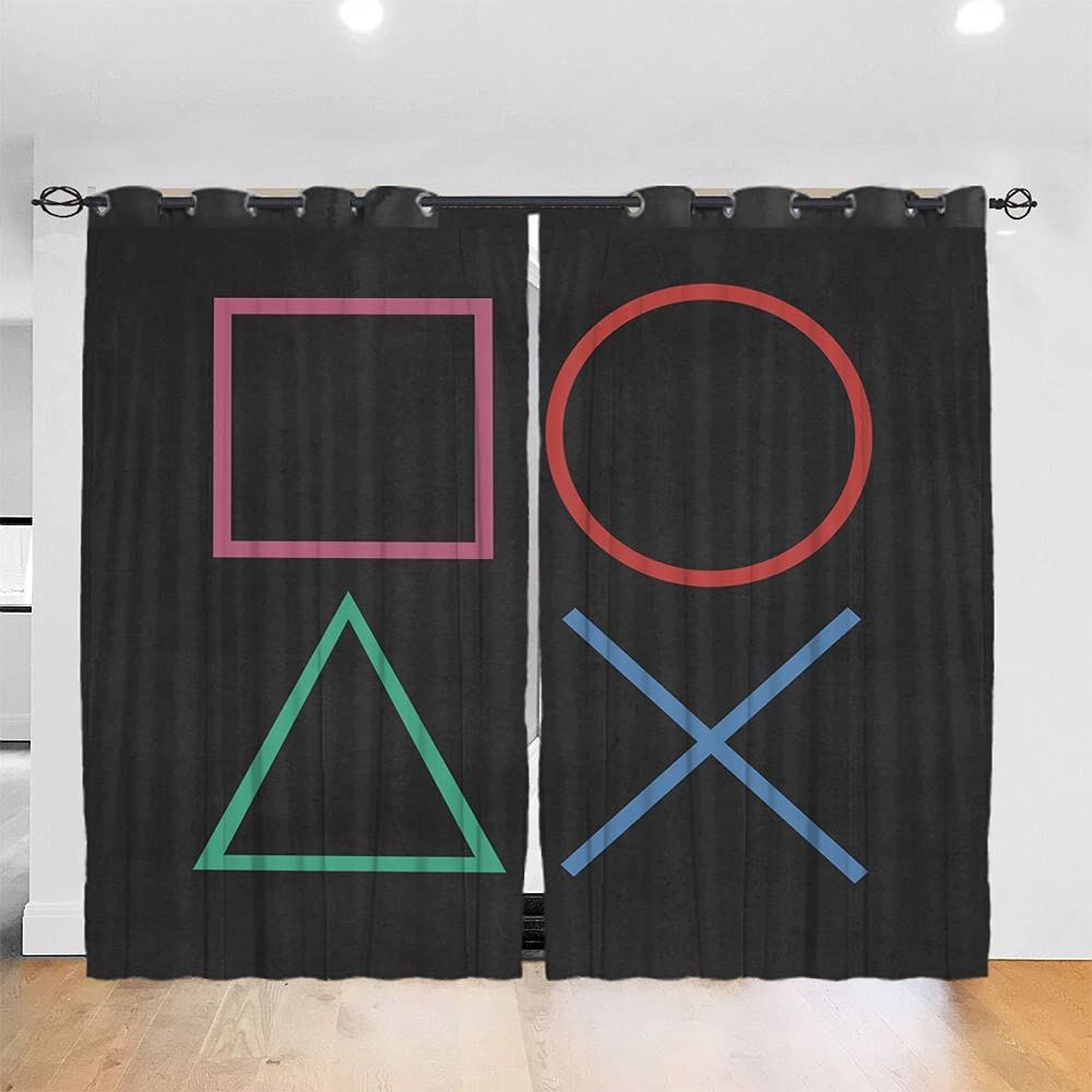 Boys Gaming Room Darkening Curtains Game Ranking TOP3 Living Ranking TOP5 Bedroom for