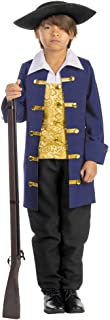 Boy's Colonial Aristocrat Costume By Dress America