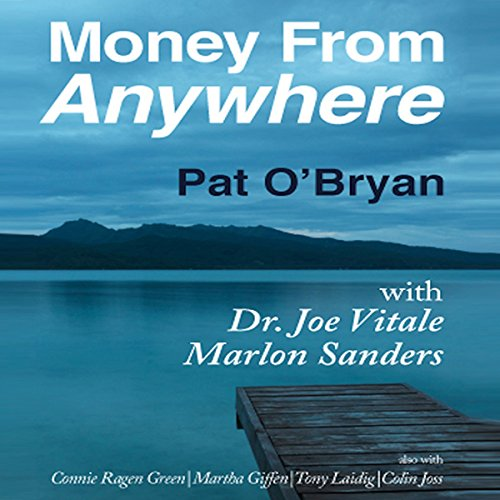 Money from Anywhere audiobook cover art