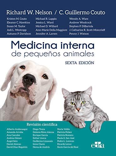 Medicina interna de Pequeños Animales 6ª Edición
