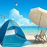 Zoom IMG-2 tenda da spiaggia con tettuccio