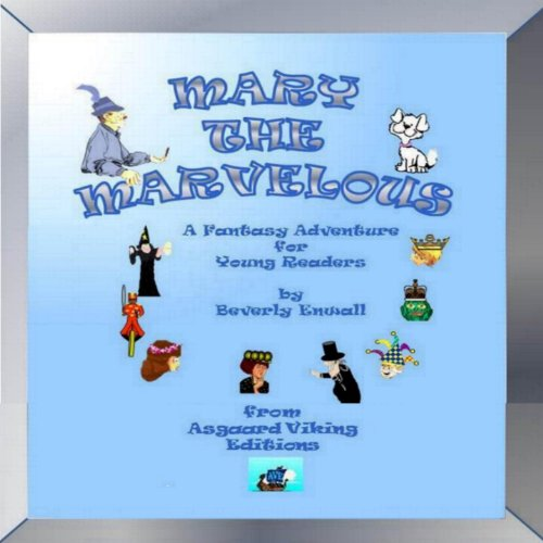 Mary the Marvelous audiobook cover art