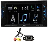 JVC KW-V130BT 6.2' 2-Din DVD Player Receiver w/Bluetooth...