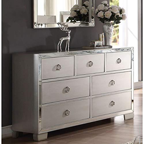 Zebery Acme Voeville II Dresser in Platinum 24845