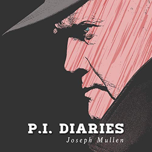 P.I. Diaries cover art