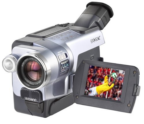 Sony DCR-TRV250 Digital8-Camcorder
