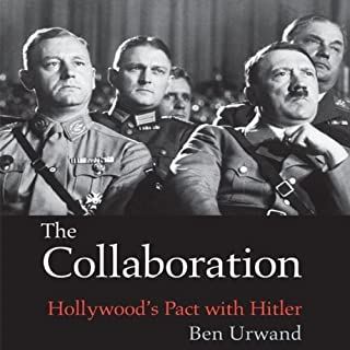 The Collaboration audiobook cover art