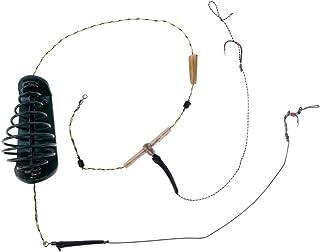 Yogasada R/ápido Gancho de Pesca Setter Cebo Morder Triggers Gancho para atrapar Peces Autom/áticamente Plateado