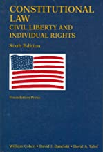 constitutional law civil liberty and individual rights